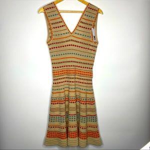 NWT Missoni Knit sleeveless Dress size 42